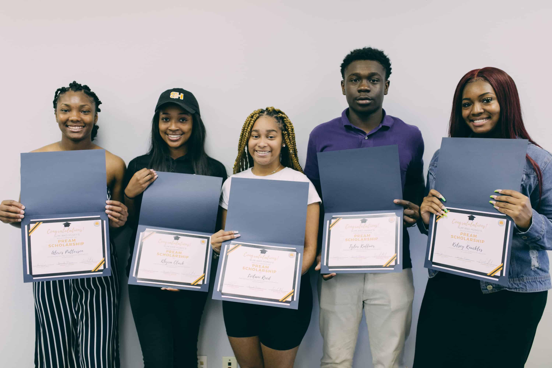 pream scholarships winners